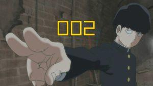 アニメ「モブサイコ100」は何クールで全何話?2クール発覚?